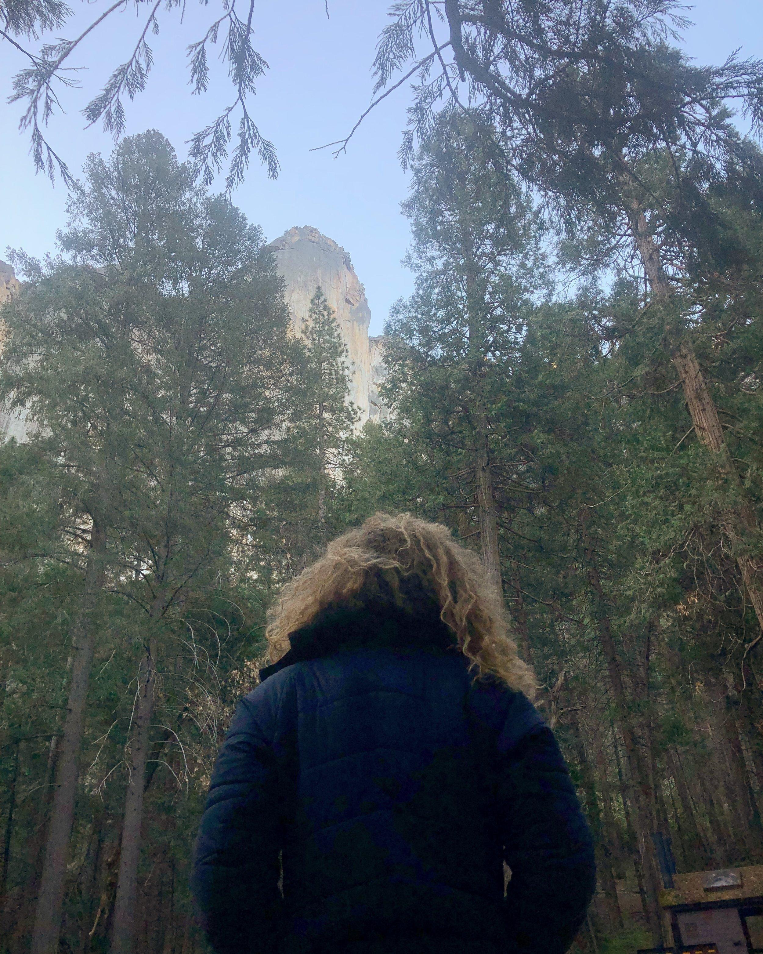 Kaya Lindsay - Leaning Tower Yosemite