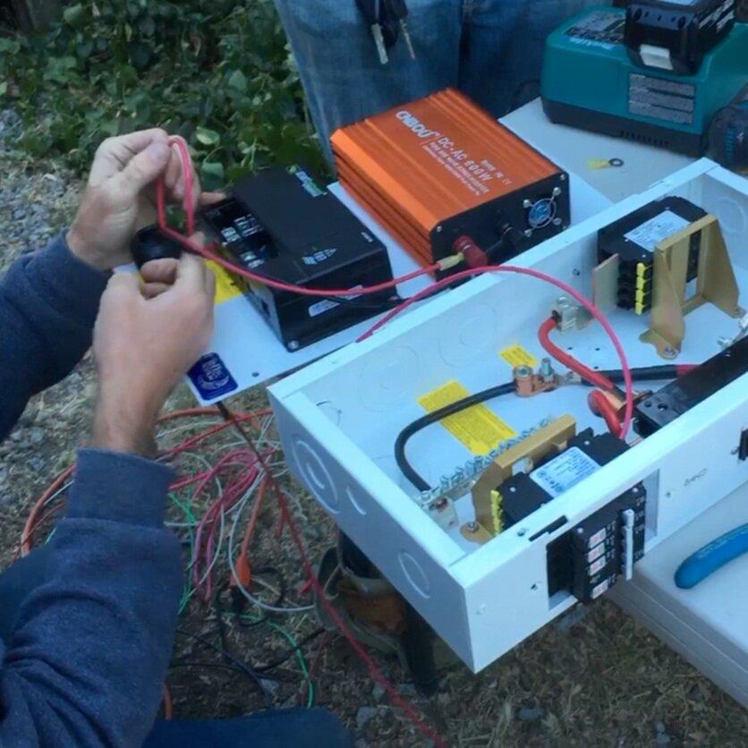Battery and Electrical - Kaya Lindsay