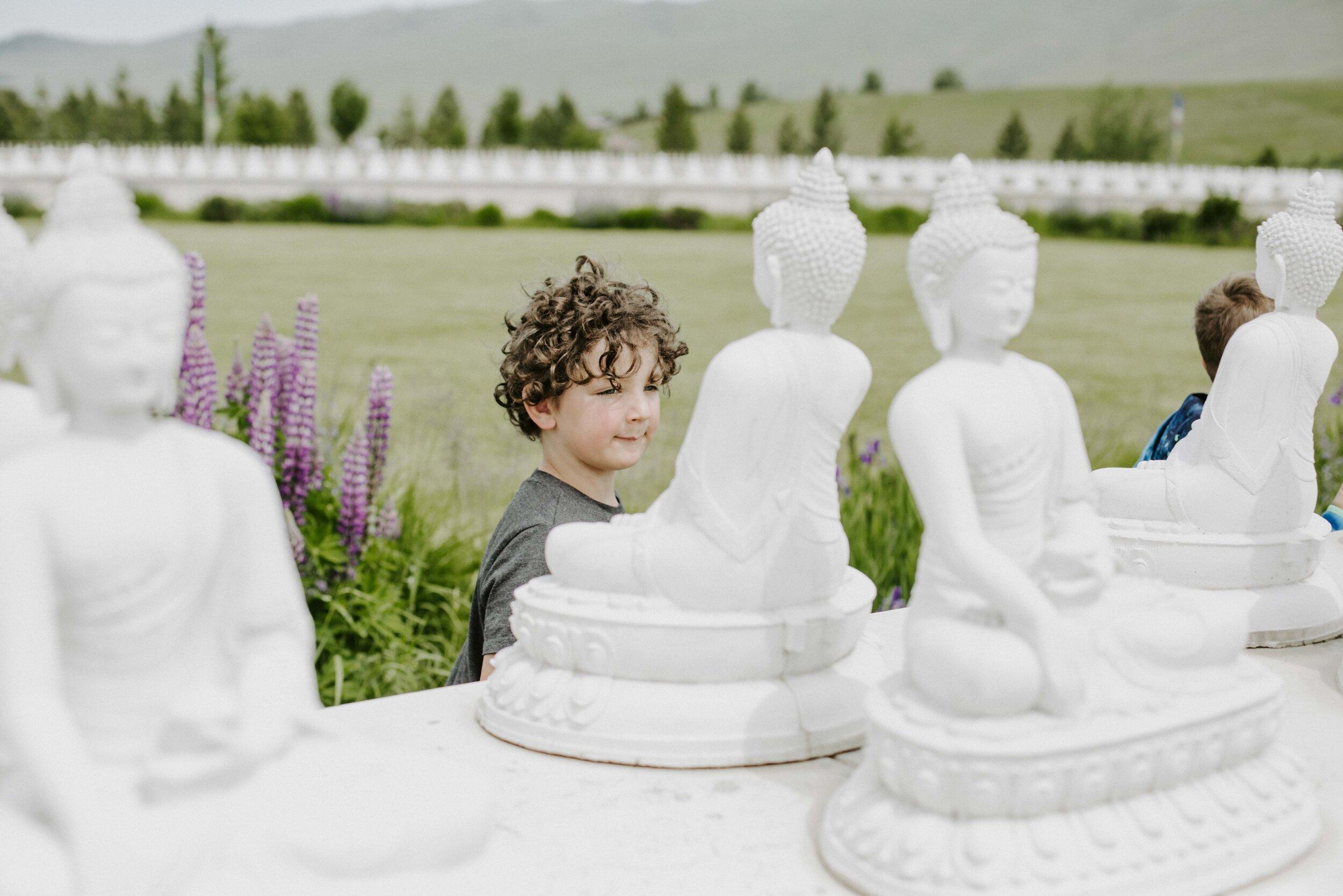 Explore Montana Ewam Garden Of One Thousand Buddhas 406 Families