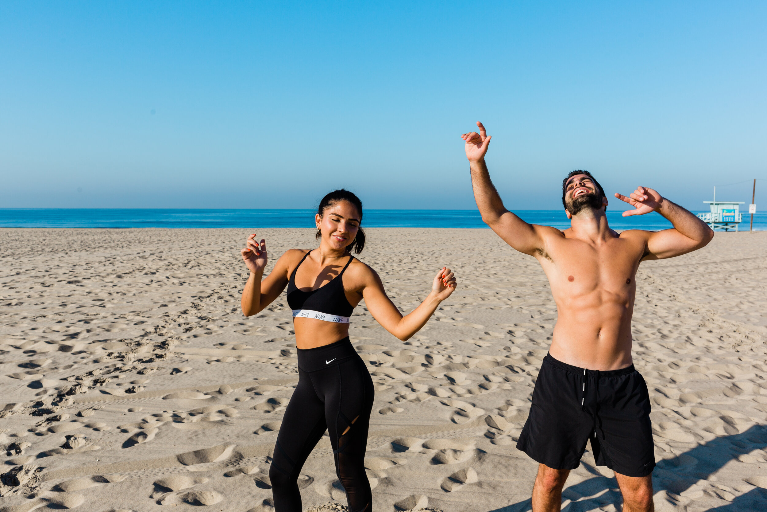 I created Movemnt with my bestie Dotan Ryder - We're all about bringing fun back into fitness and doing so by providing wellness content focused on the long-term health of the body and mind while facilitating the way for people to build community.