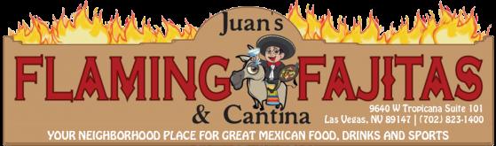 Juan's Flaming Fajita and Cantina