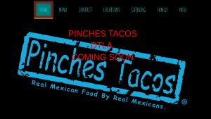 Pinches Tacos