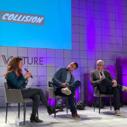 Panelist at Collision