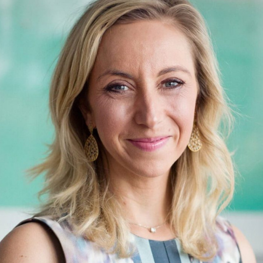 Jodi Kovitz  Jodi is the CEO & Founder of  #movethedial , a global movement dedicated to advancing the participation and leadership of all women & girls in technology. Jodi's twenty year career spans consulting (BCG), marketing in tech (Workbrain) and leadership training & development (Scotiabank).