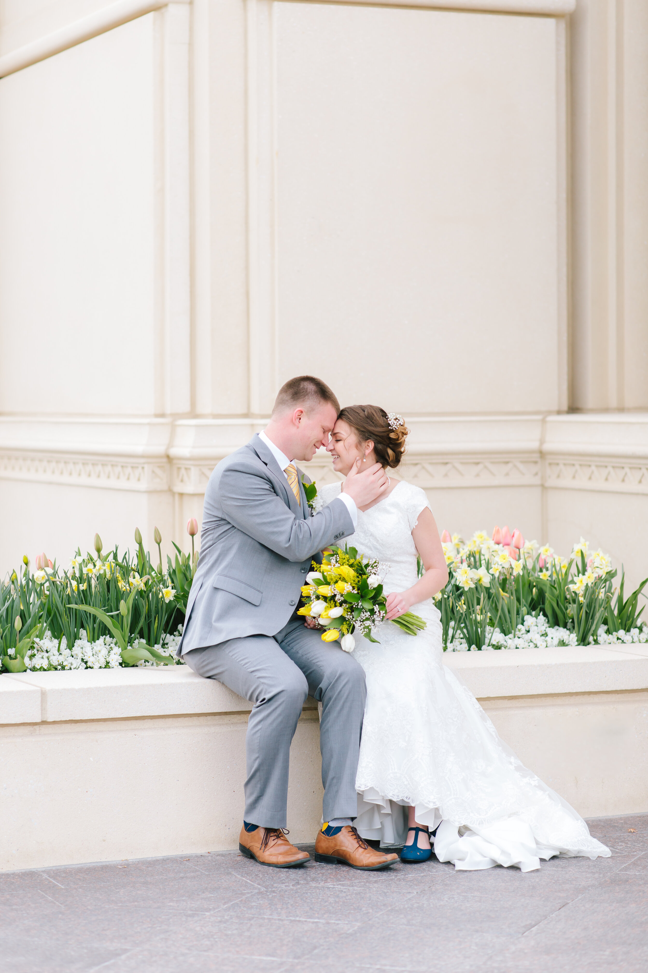 couple sitting pose inspiration temple grounds payson temple happy couple couple goals clarity lane professional photographer lds wedding session wedding picture inspiration man and wife love is in the air couple session beautiful bride and groom lds marriages #eternalbuddies #weddingsession #weddinginspo #ldswedding #ldsbride #couplegoals #paysontemple #temple #profressionalphotographer #utah #love