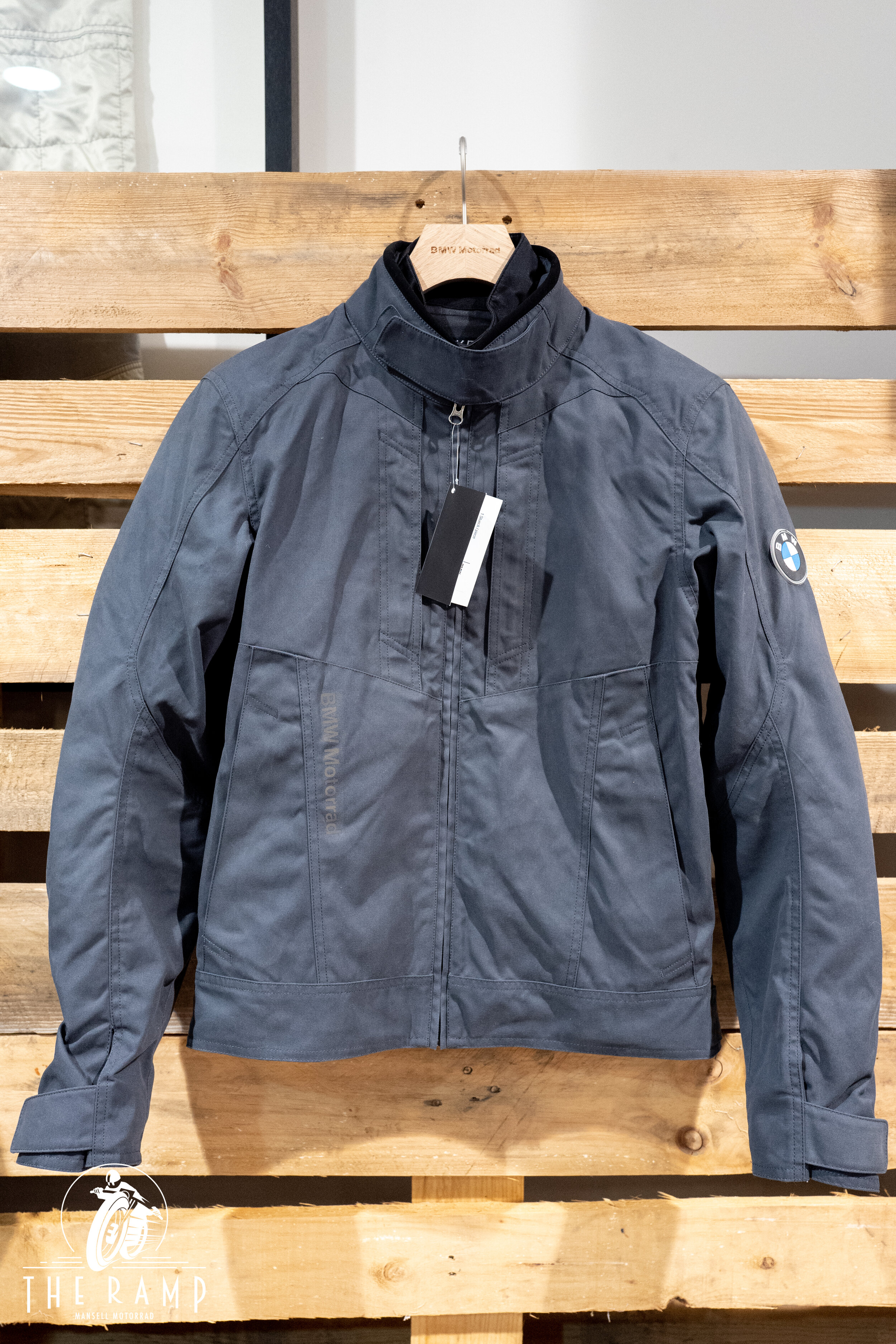Bmw Motorrad Boulder Jacket The Mansell Collection