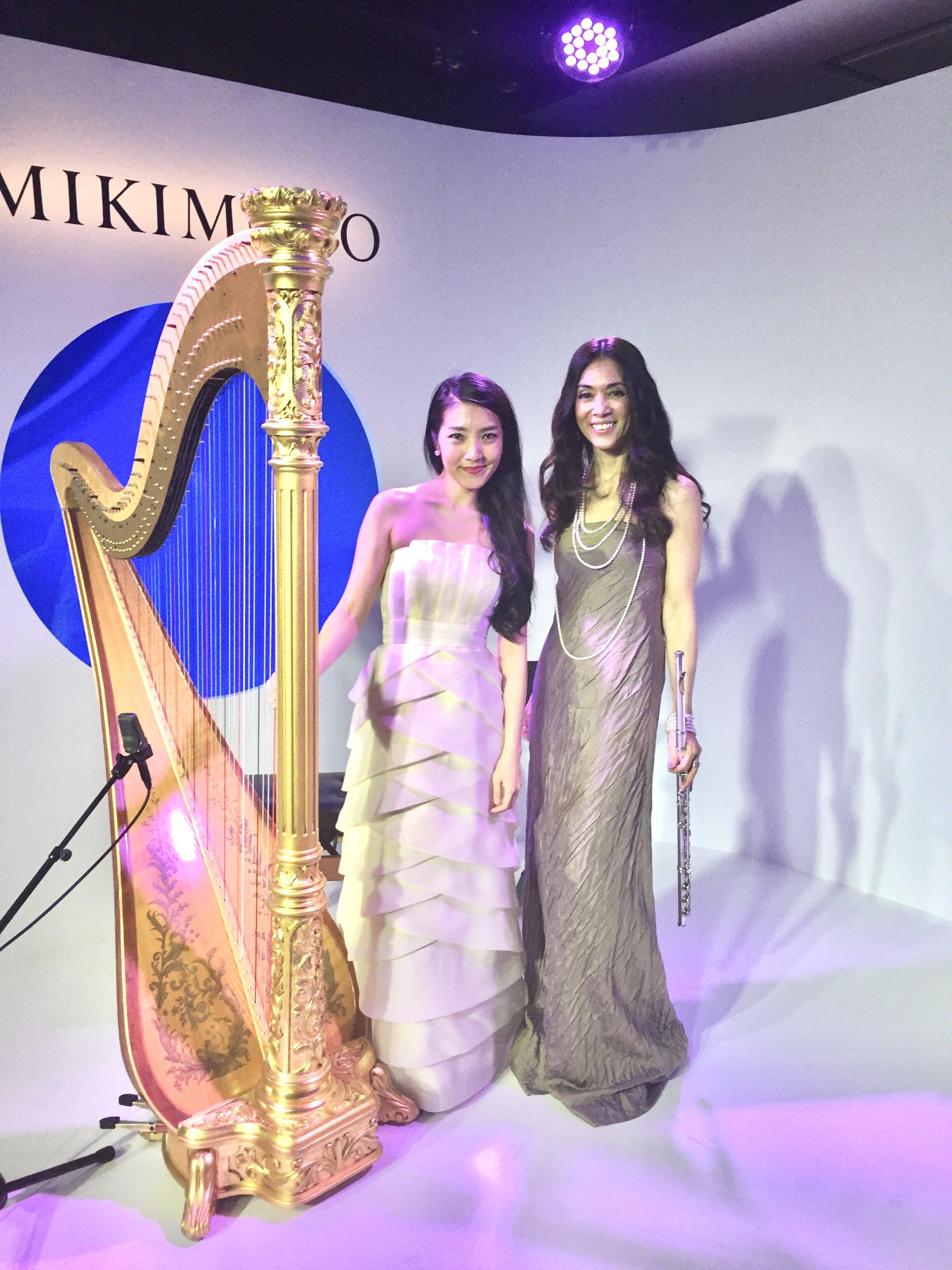 MIKIMOTO EVENT with Ailing Sai 2017