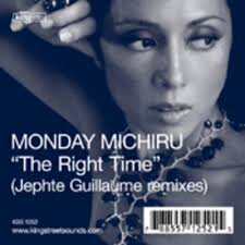 THE RIGHT TIME Jephte Guillaume remixes.jpeg