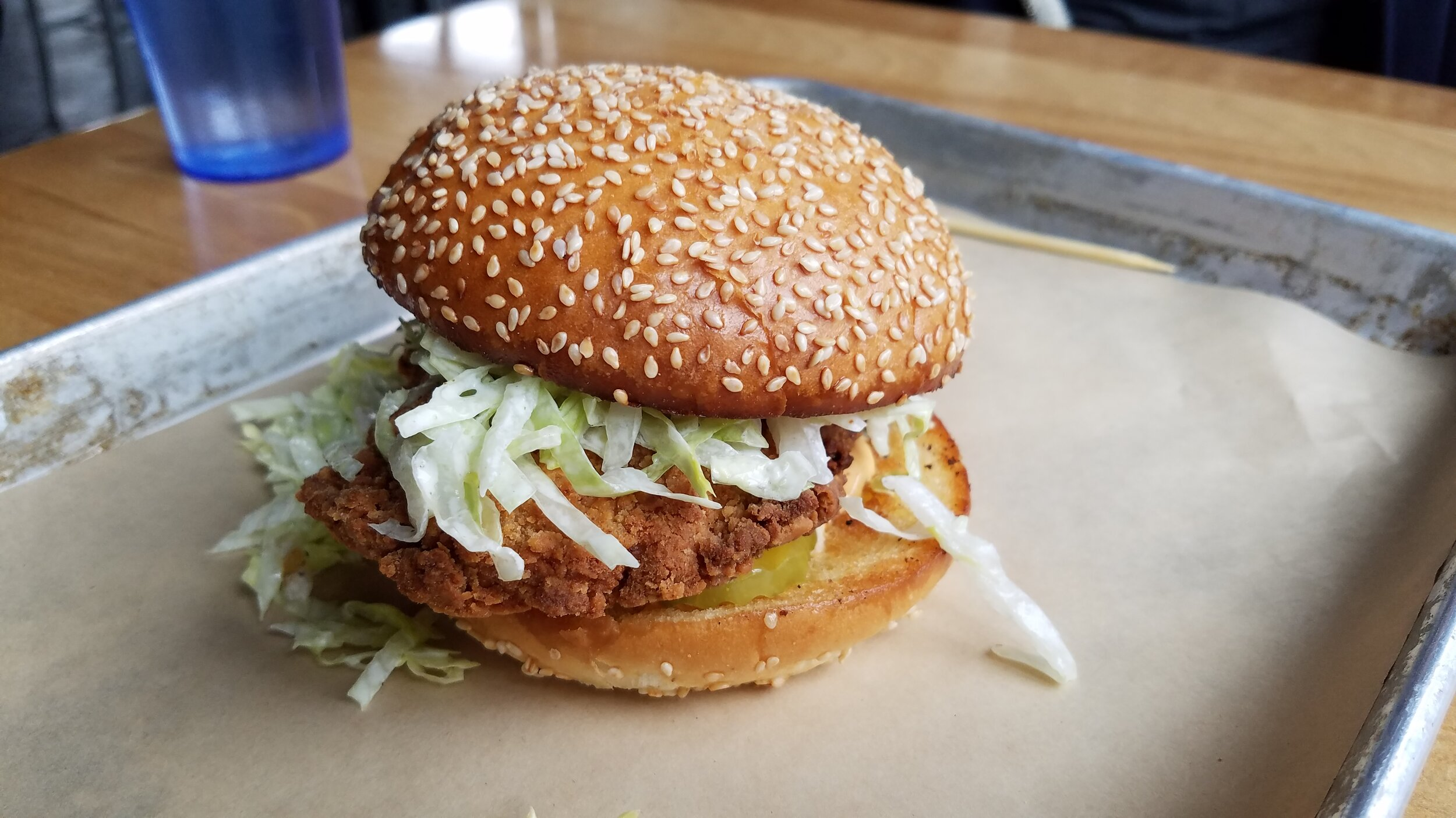 Fried Chicken Bunk Bar Water Sandwichpdx A cold water sandwich is when hot water is coming from the tap and then it is suddenly interrupted by a momentary flow of cold water, followed by the continuation of hot water flow. fried chicken bunk bar water