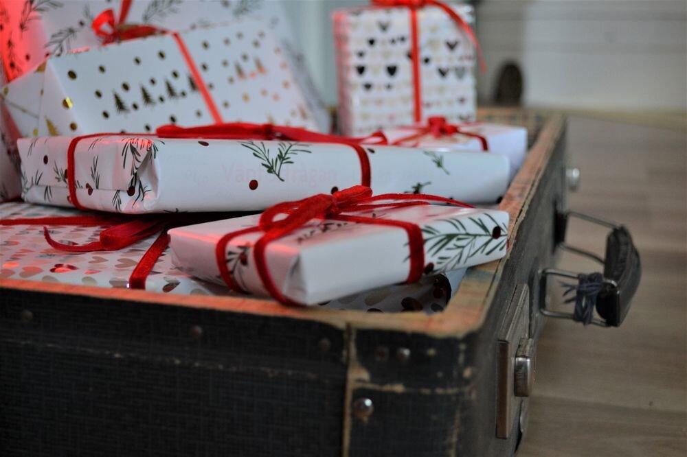 presenter till killar du precis börjat dejta julen