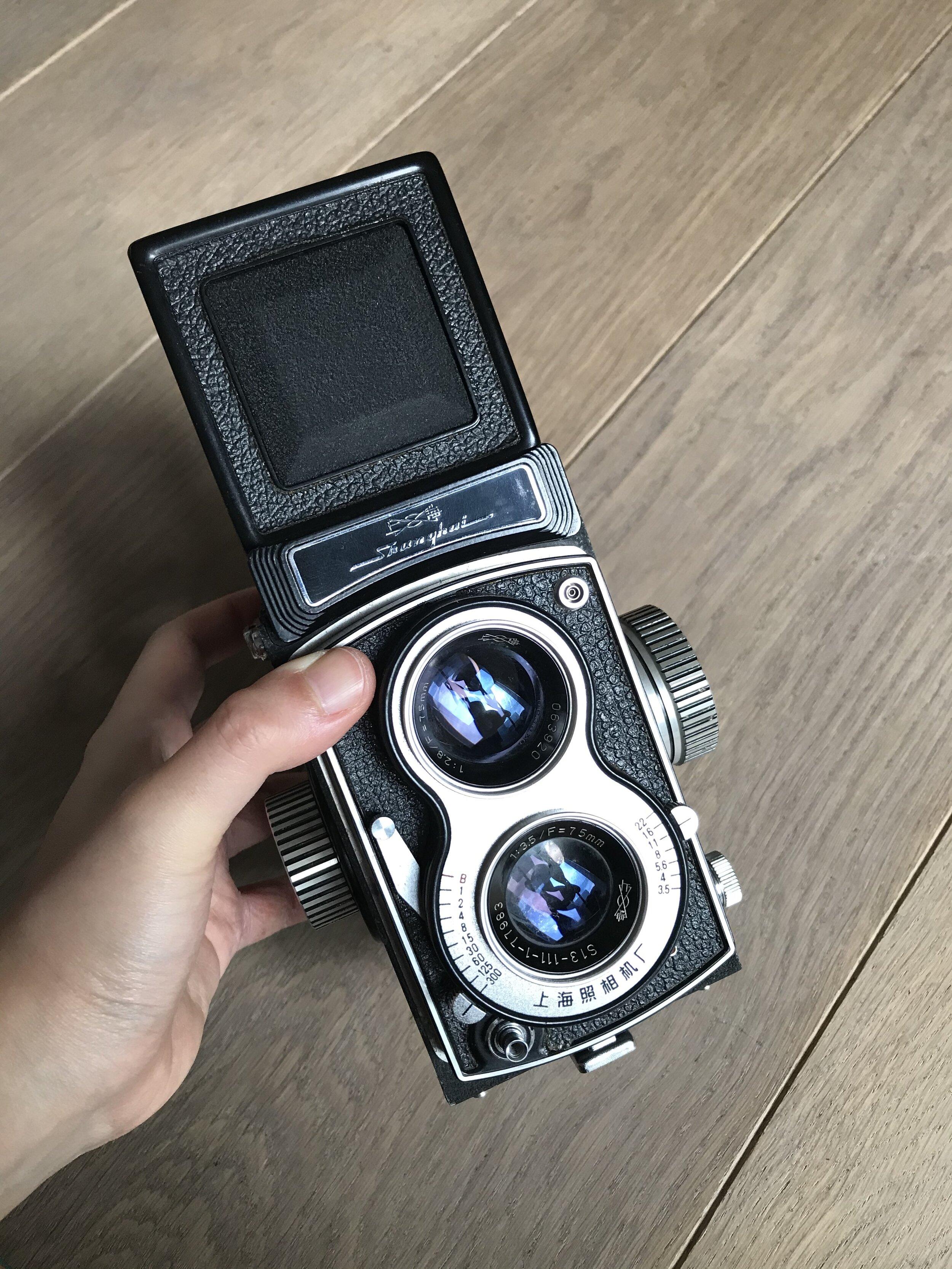 TLR Camera Example