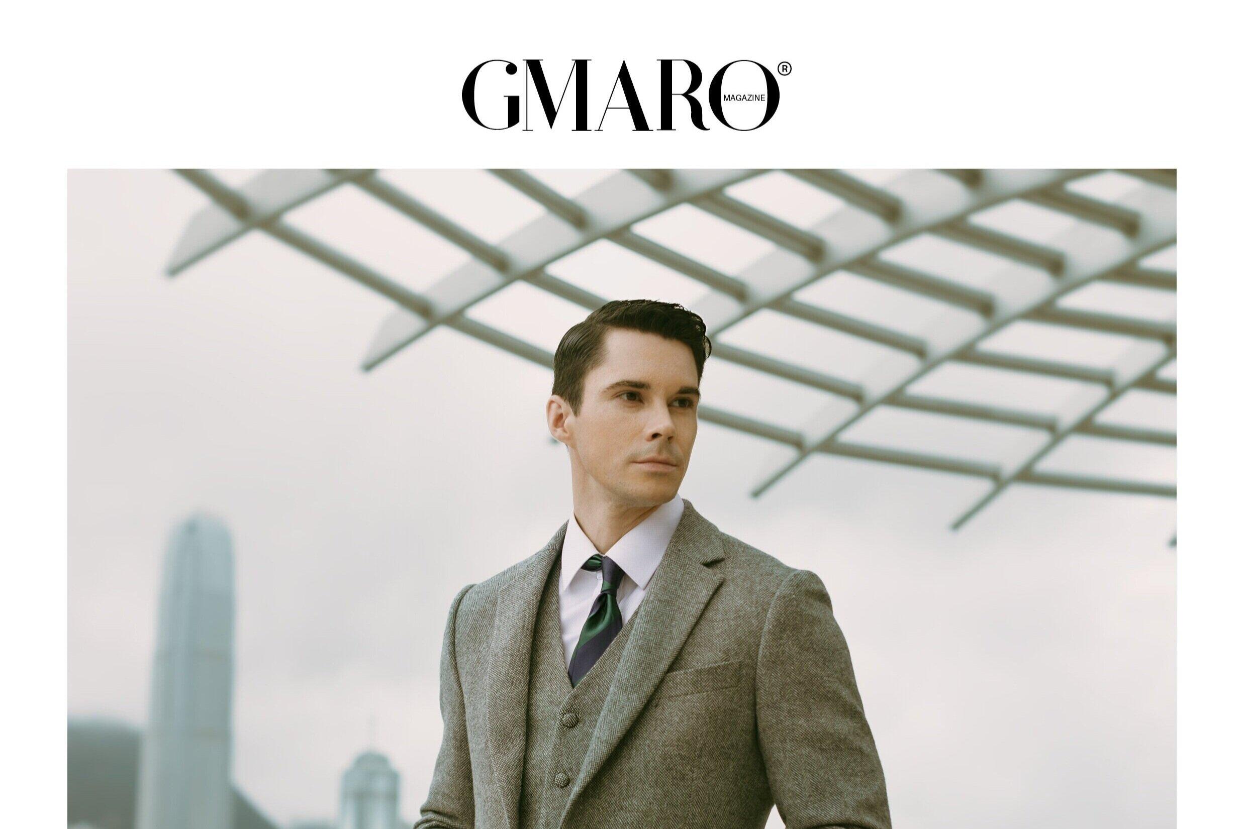 Gmaro Magazine/ Fashion