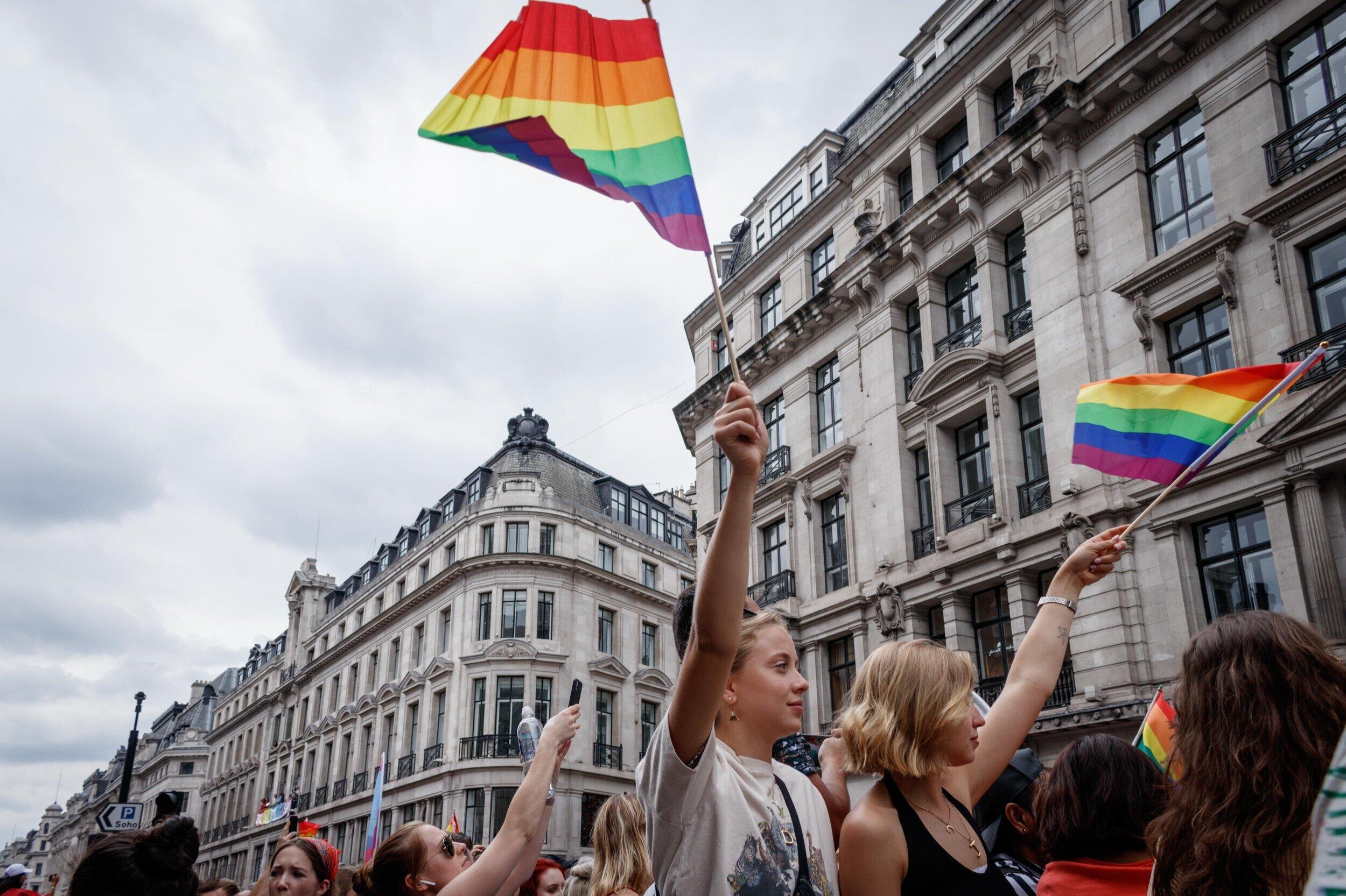 Pride Parade Belinda Jiao