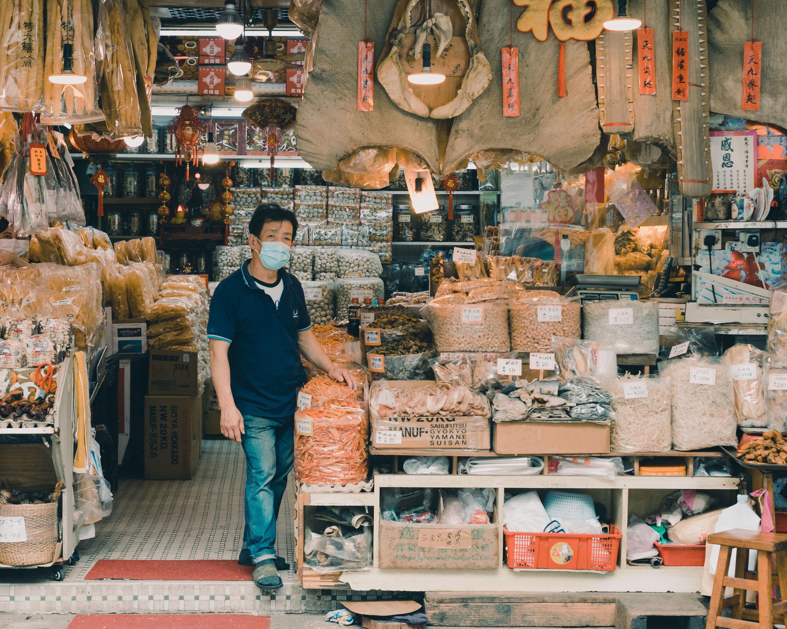COVID Hong Kong Belinda Jiao