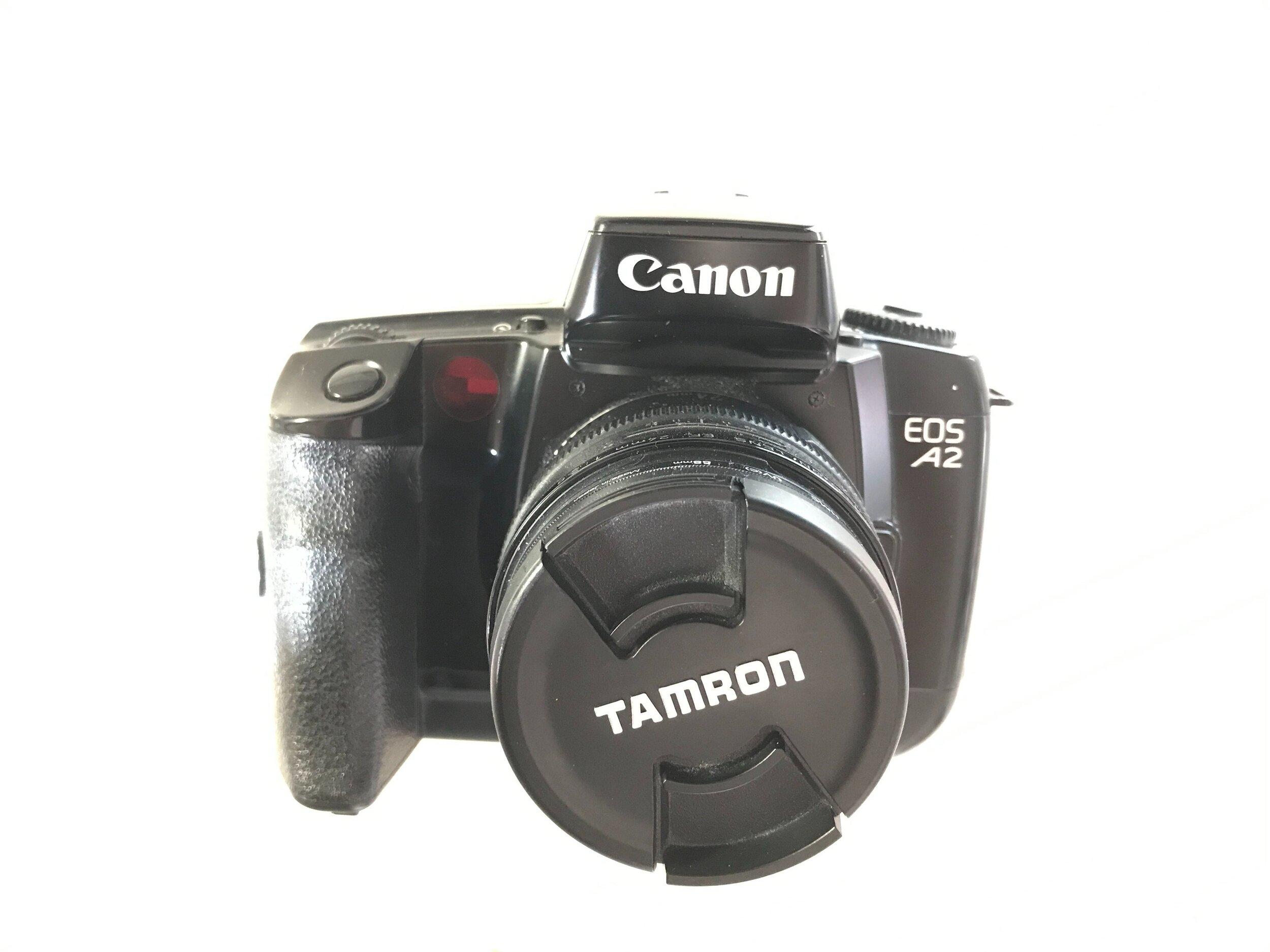 SLR (Canon EOS A2)