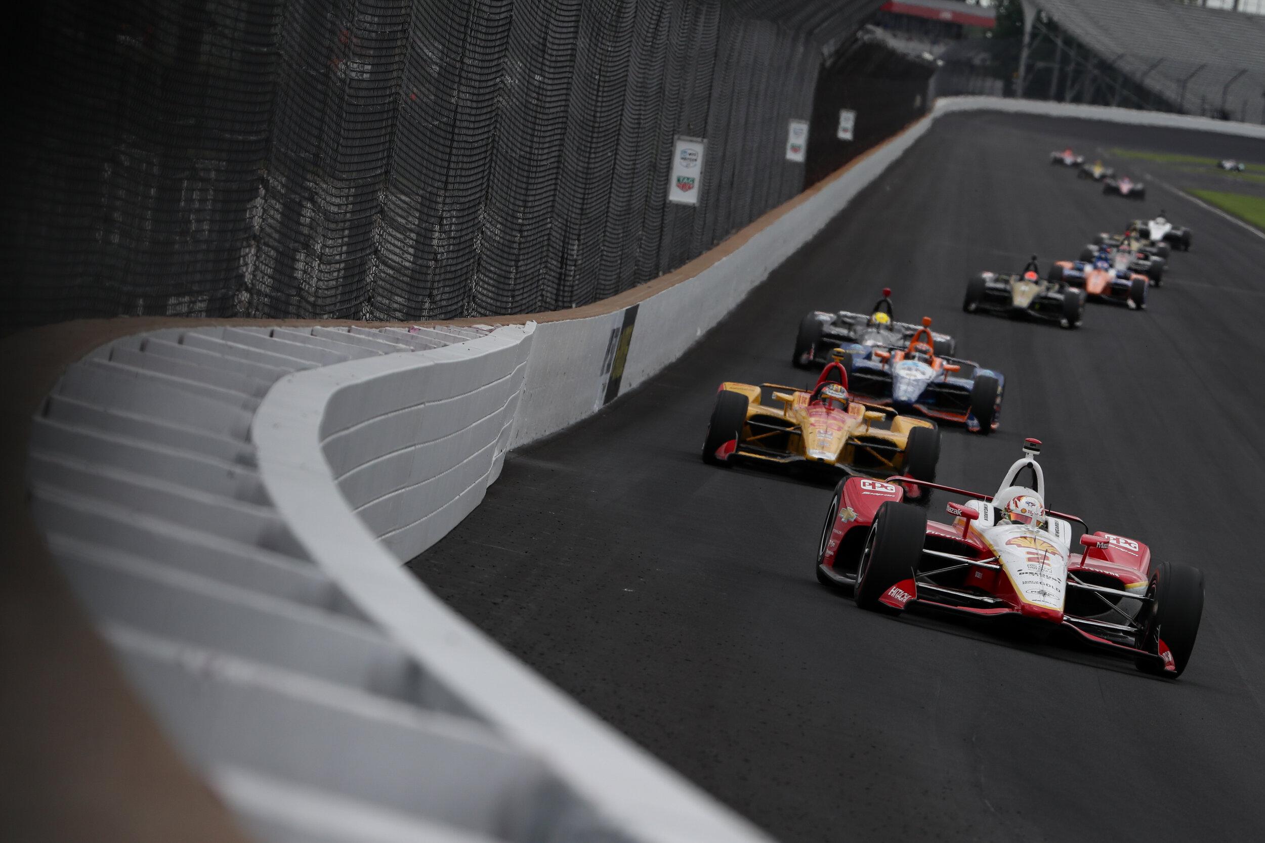 Indianapolis Motor Speedway 2002 United States Grand Prix Program