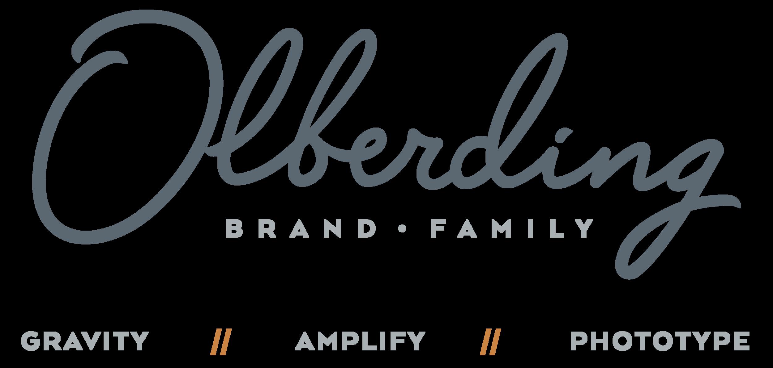 Olberding Brand Family