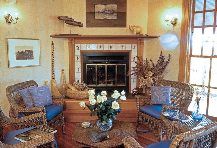 Long Island Ny Guest House Interior Design Keogh Design Inc