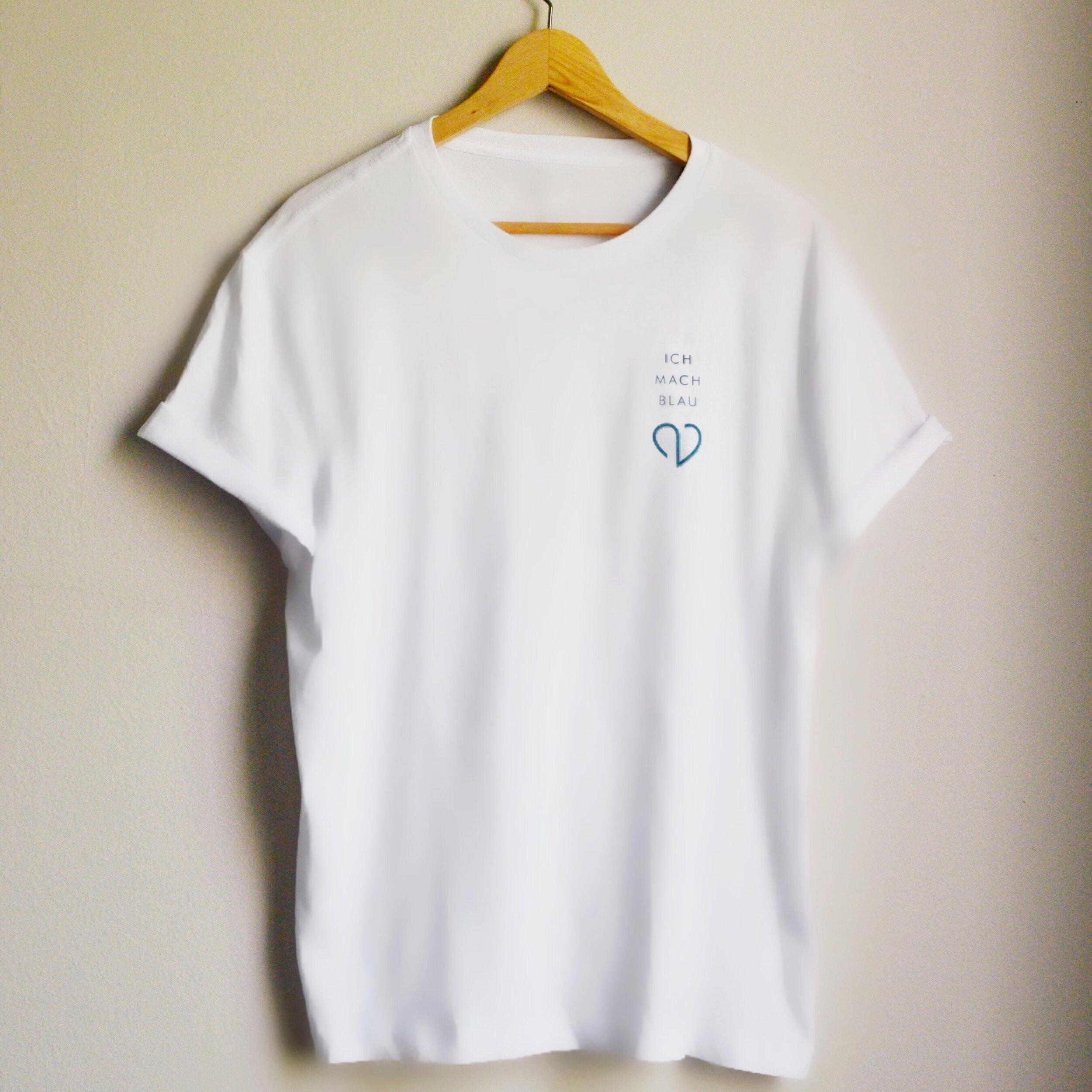 Bild 4 T Shirt Ich mach blau Männer a - Kopie.JPG