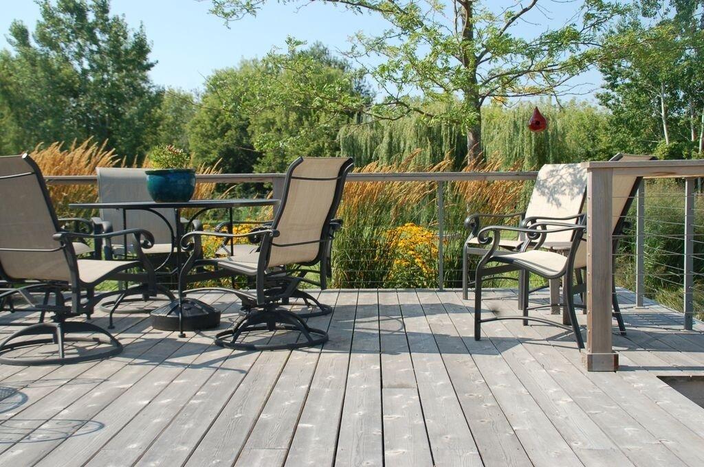 What Is Better A Deck Or A Patio Landscape Architecture Llc