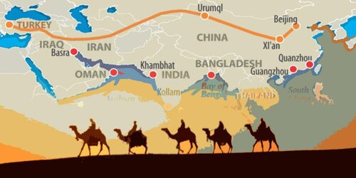 2000 Years of World Trade and the Role of the Silk Road