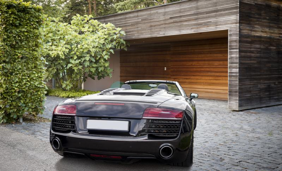 Luxury Garages: The Classy Alternative to the Traditional ...