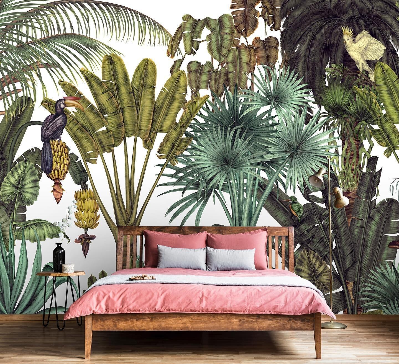 Wallpaper Find The Birds In The Jungle Karina Eibatova