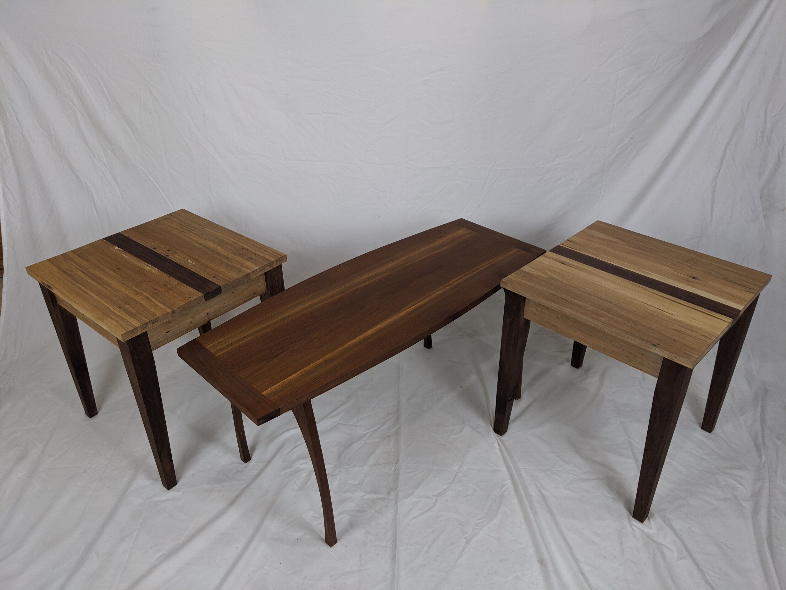 - Coffee Table V1 And End Table Set — Sheckler Woodworking