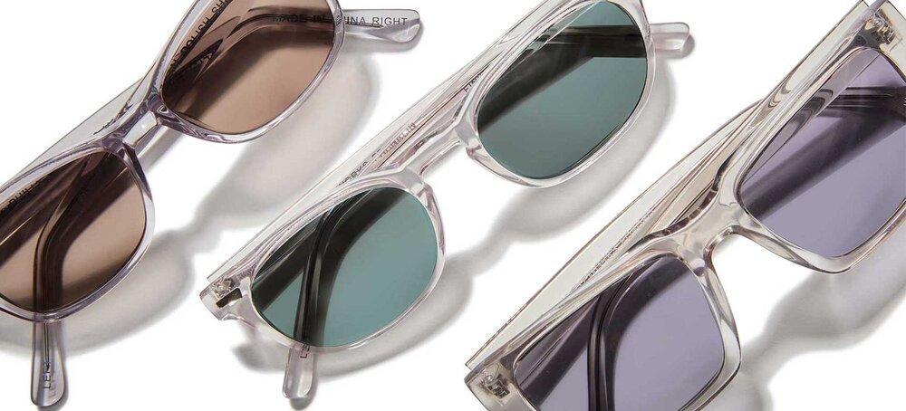 Sunglasses Nonprescription ( Plano ) — Philly Eyeworks