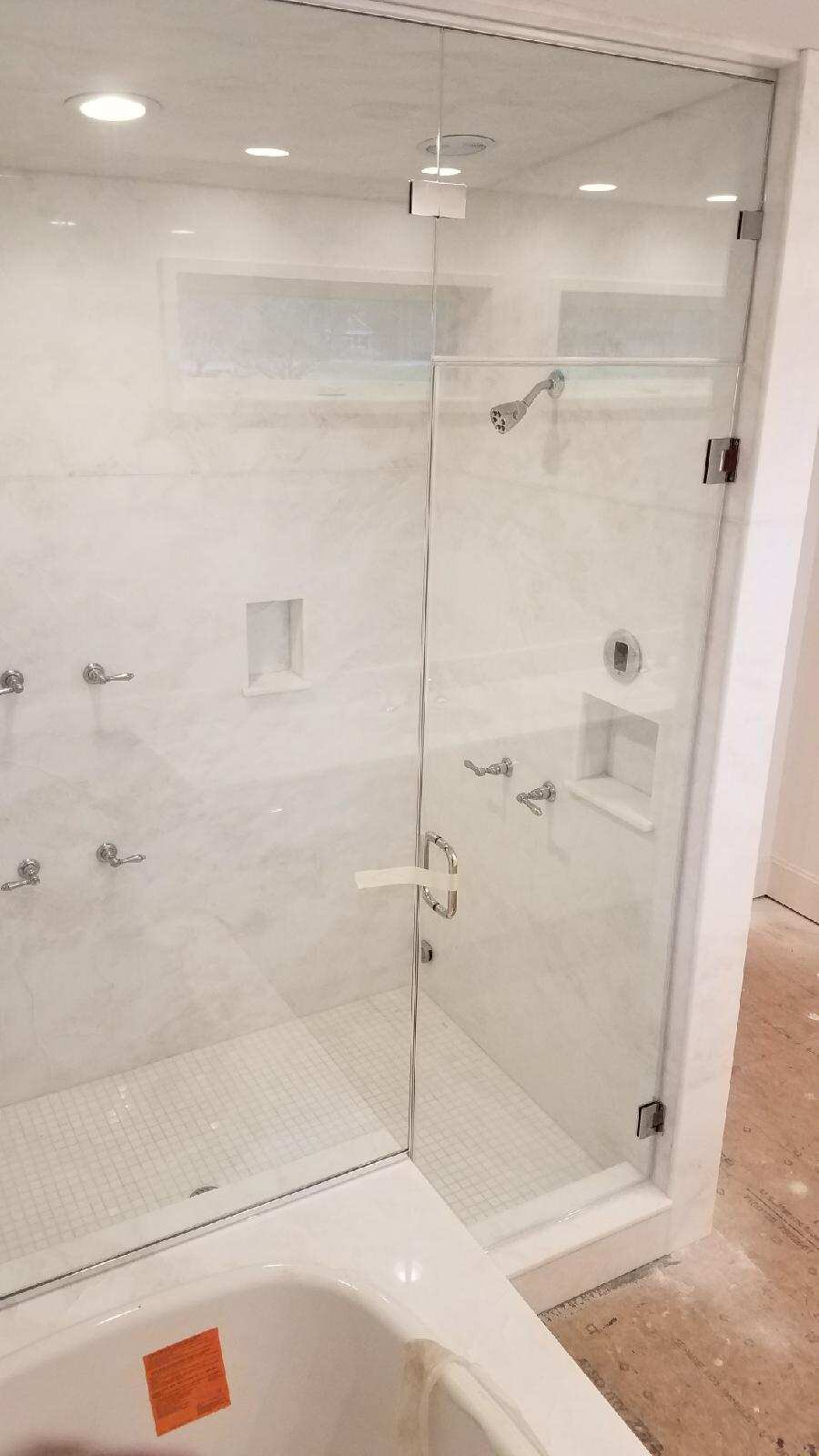 Shower Doors D D Glass Co Inc