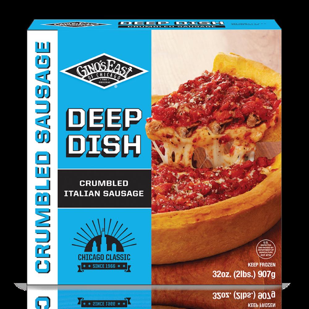 "CrumbledSausageDeepDish.png how do you ship frozen pizza"",""frozen pizza questions"""