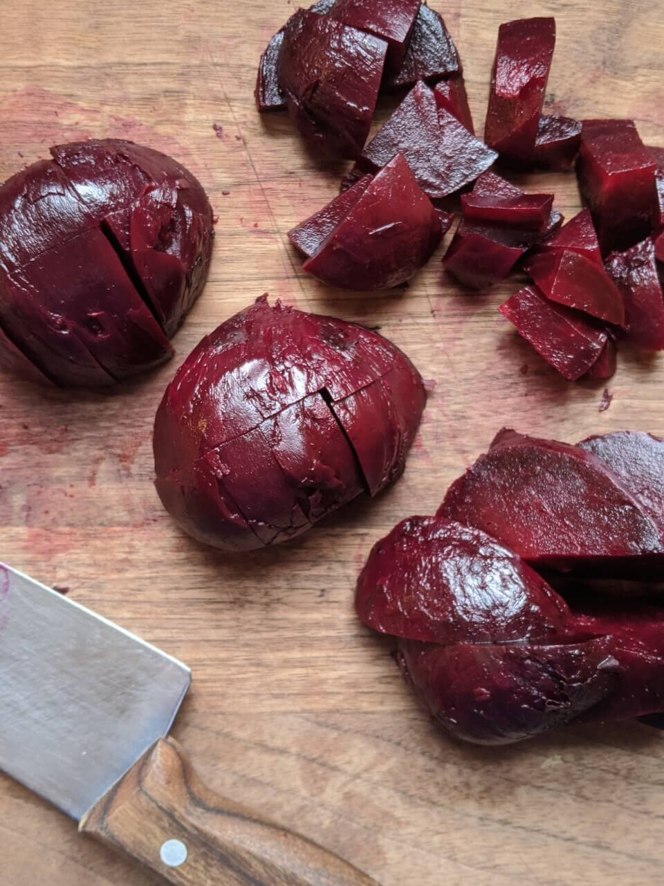 Big Batch of Oven Roasted Beets    - Perfect for and addition to your bowl.