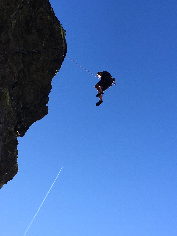 Spring Mountain Climbing Guide -