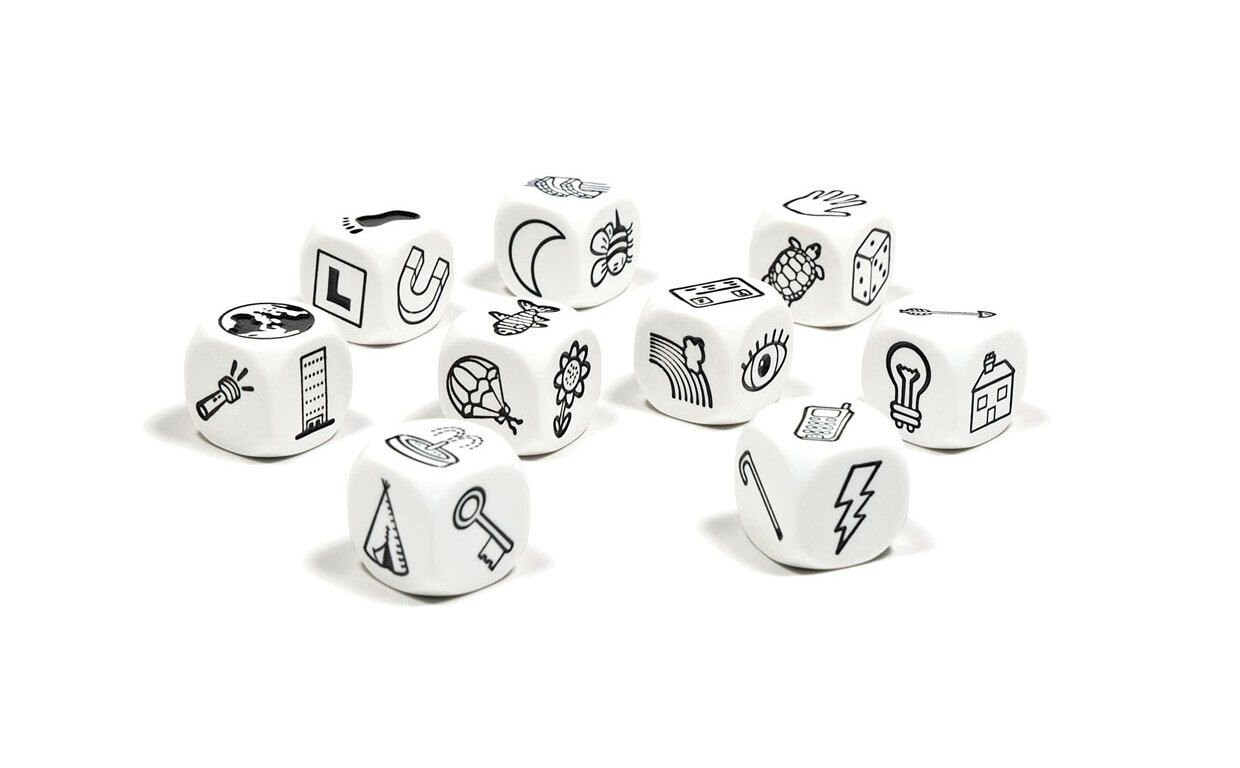 Rory's Story Cubes Game — Welcome to The Trading Post Gifts and Toys
