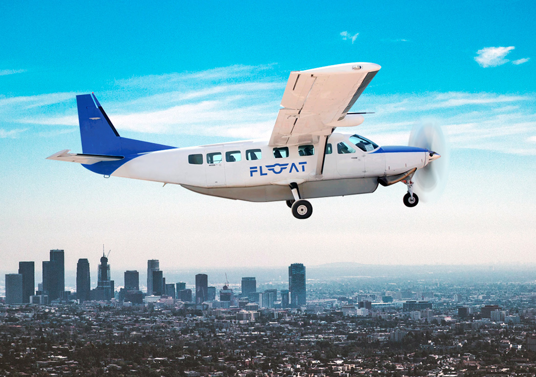 FLYGet readyfor takeoff. - Commute, midday, and weekendflights start in January, 2020.