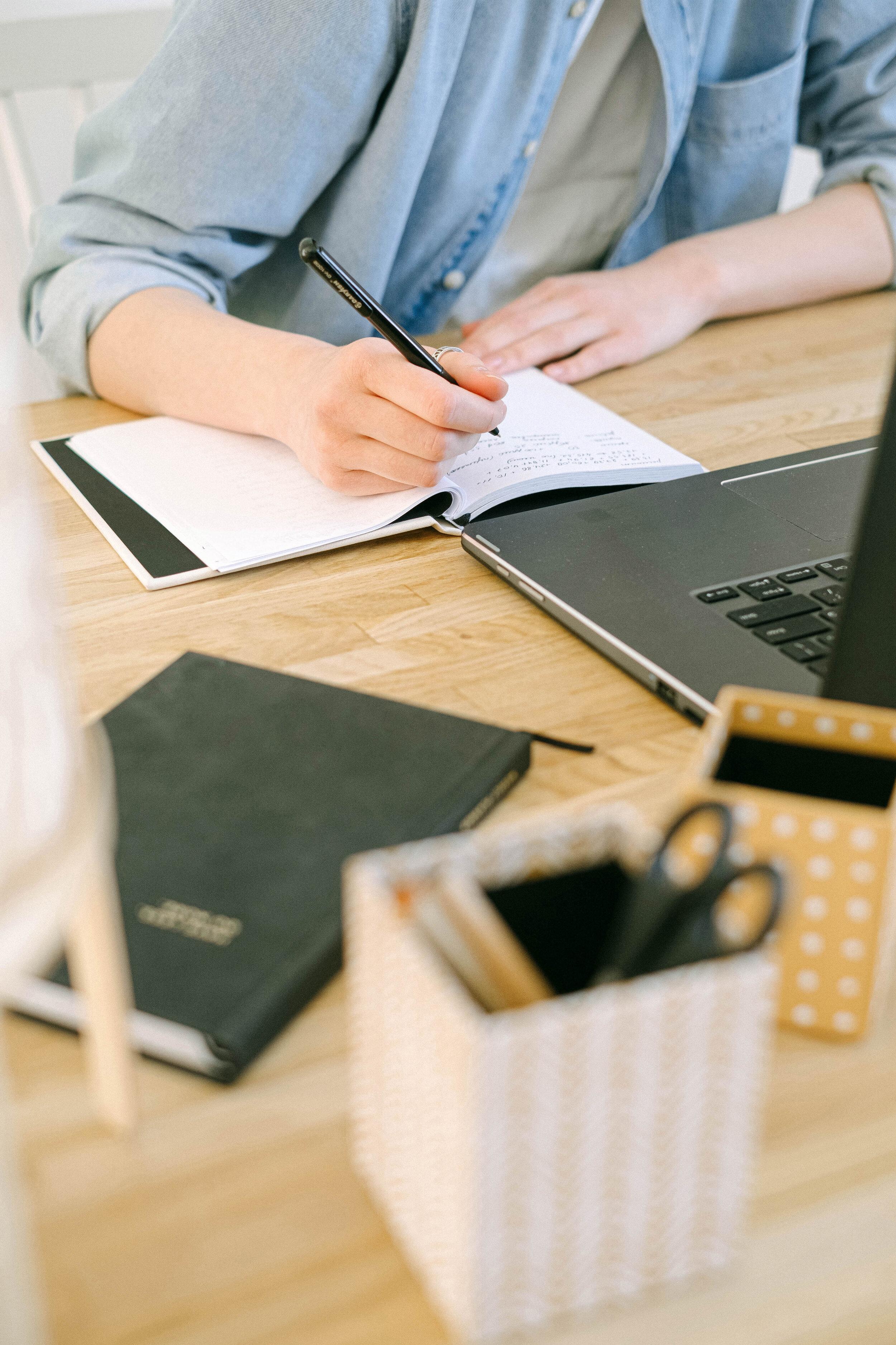 STEG 9: Personligt stöd med ditt jobbsökande — editbrunner