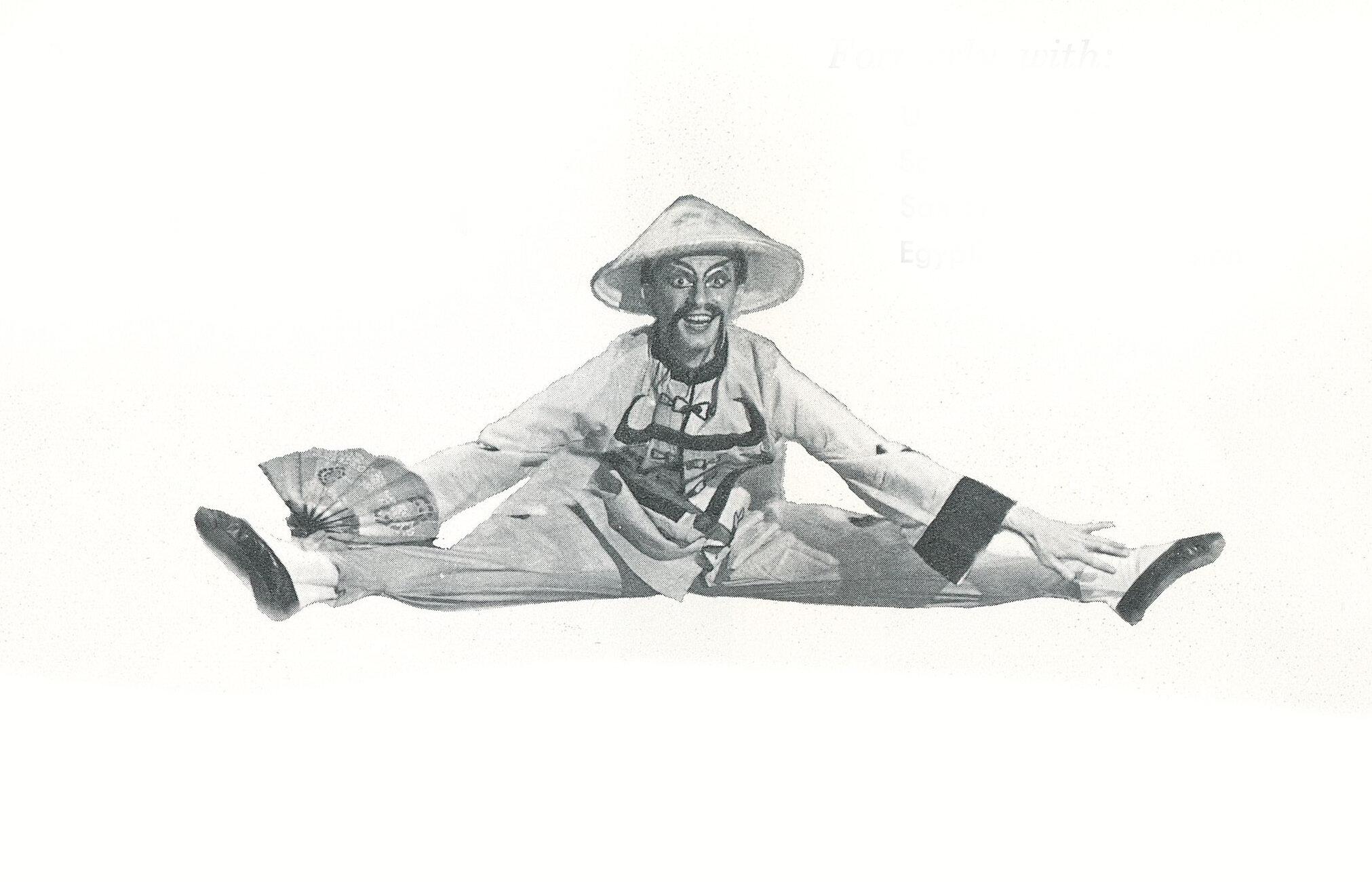 2 Wayne Brennan in Ballet West Willam Christiensen Nutcracker Chinese (1955).jpg