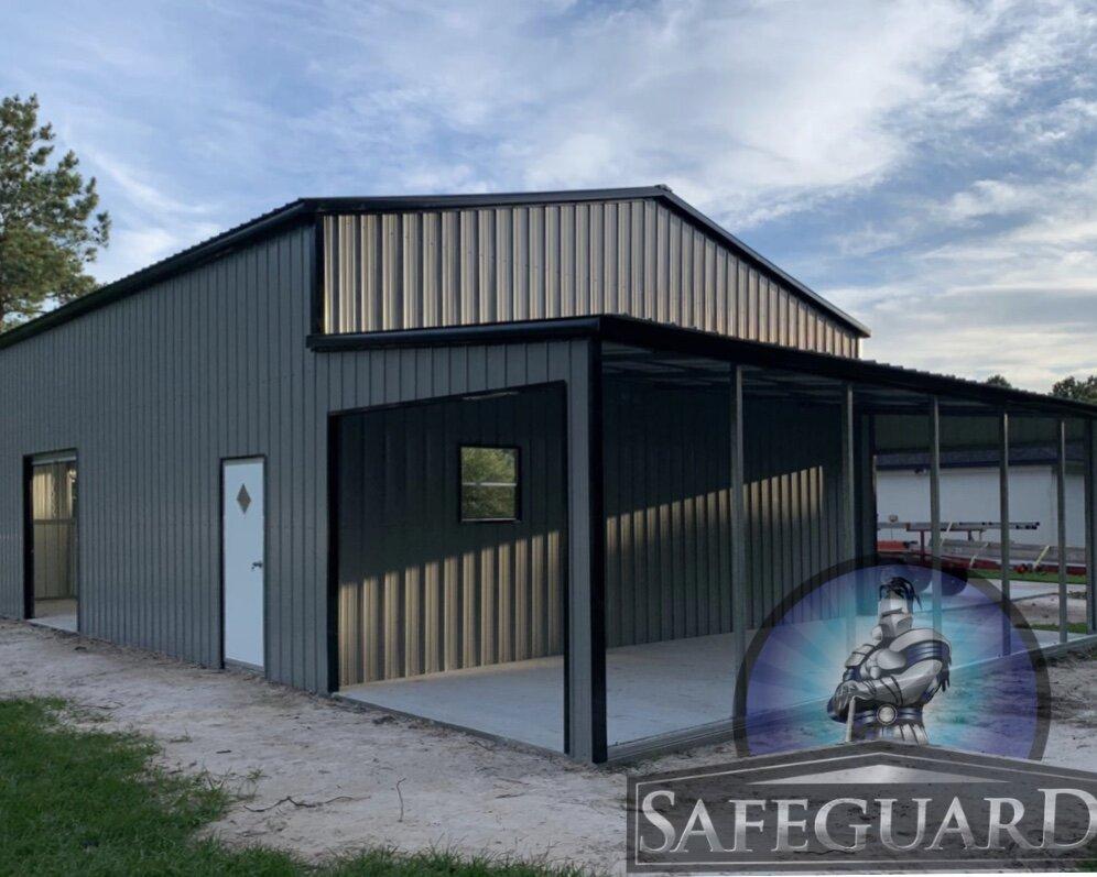 Safeguard Metal Buildings