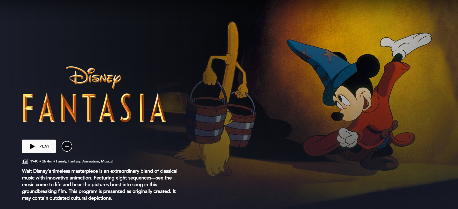 Review Fantasia Disnerd Movie Challenge