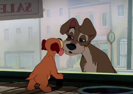Review Disney S Lady And The Tramp 1955 Disnerd Movie Challenge