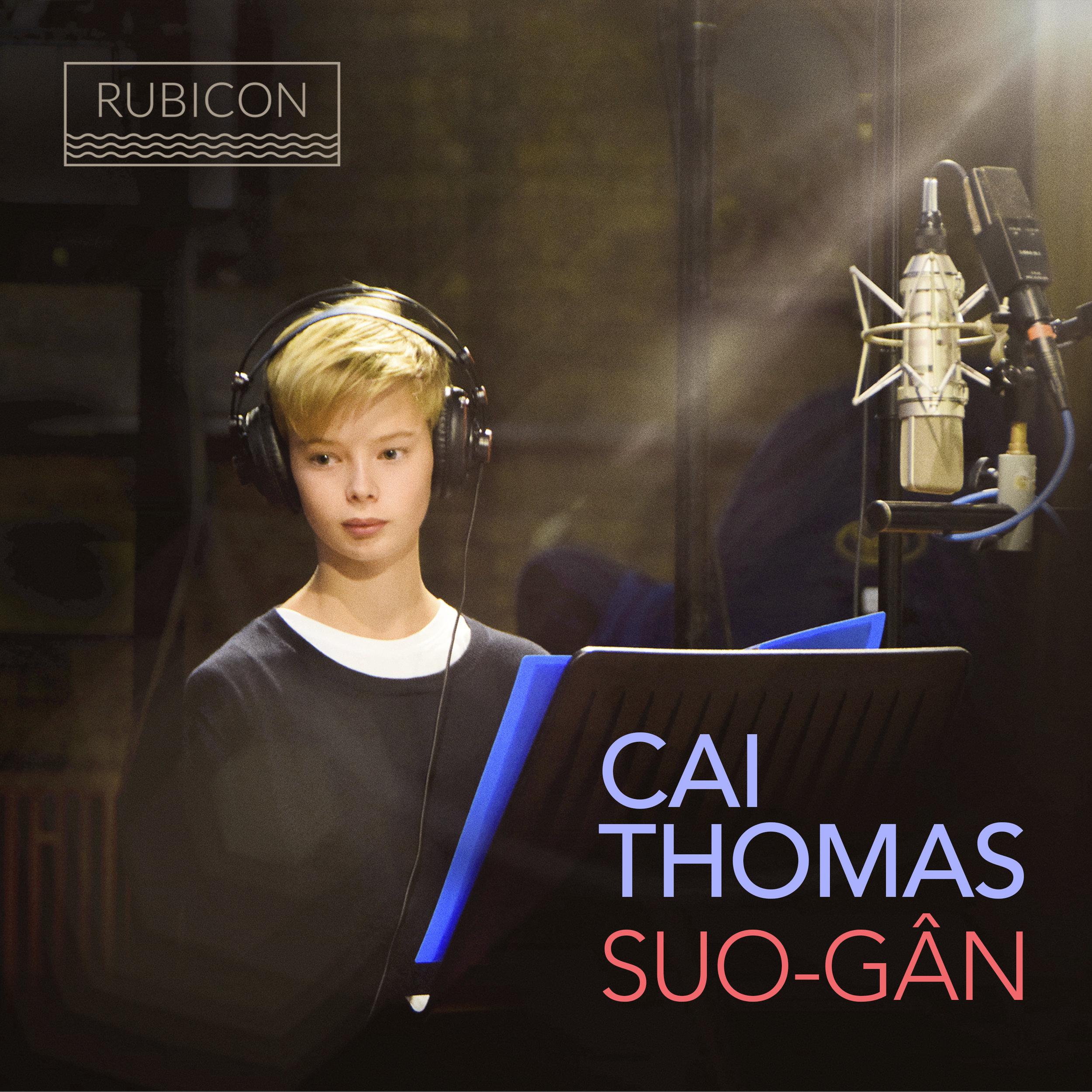Debut Single Announced For 22 November Cai Thomas