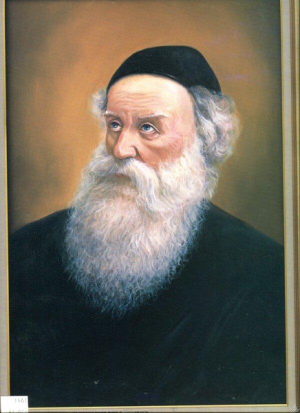 Baal Shem Tov (1698 – 1760).