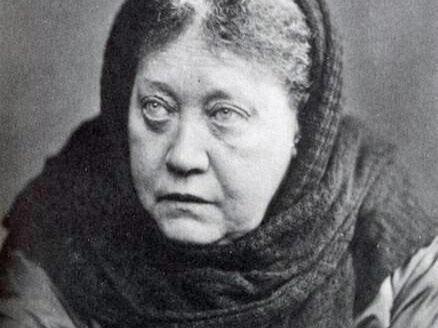 Helena P. Blavatsky (1831 – 1891)