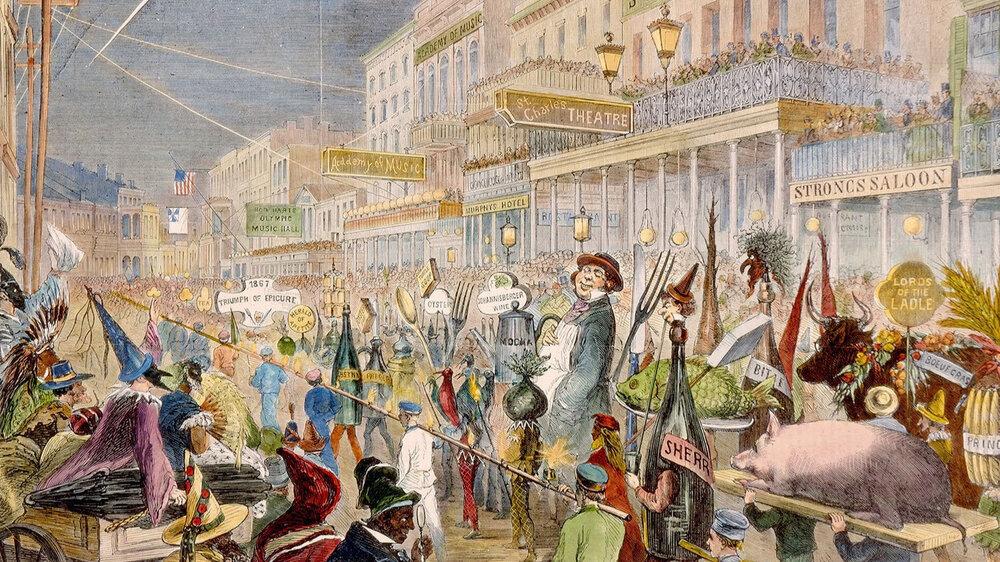 New Orleans Mardis Gras