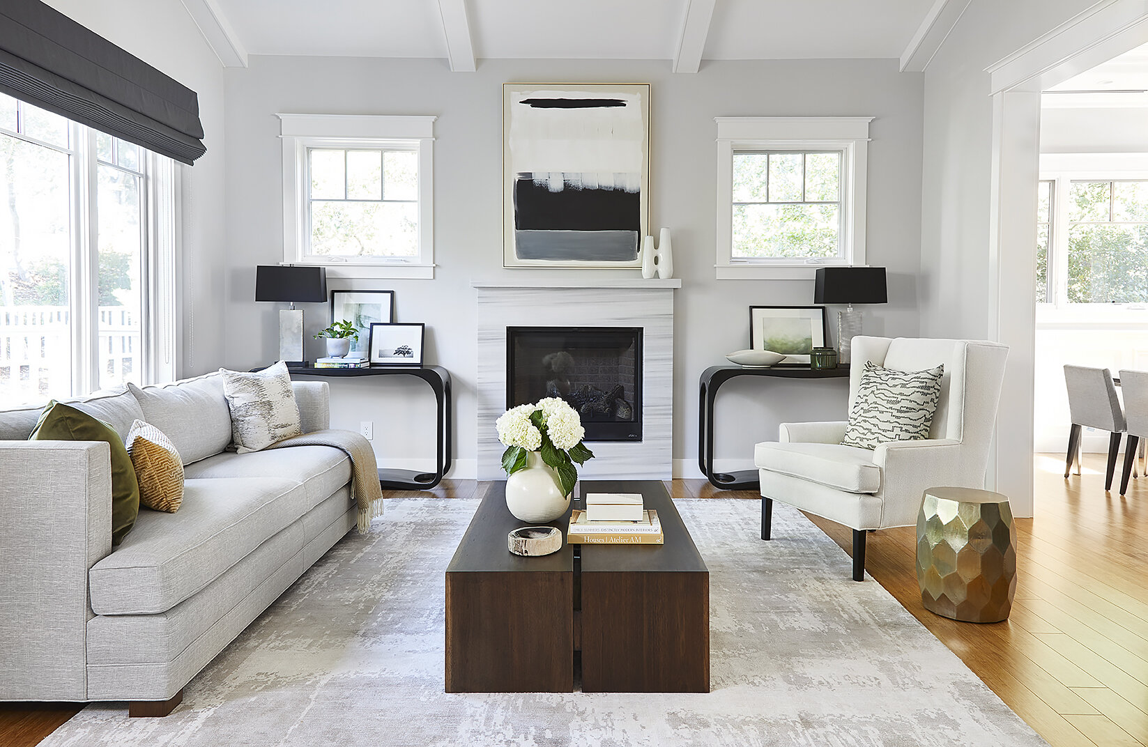Eggshell Home Sf Bay Area Interior Designer