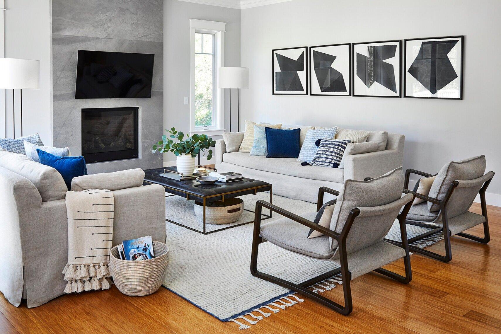 Eggshell Home Sf Bay Area Interior Designer