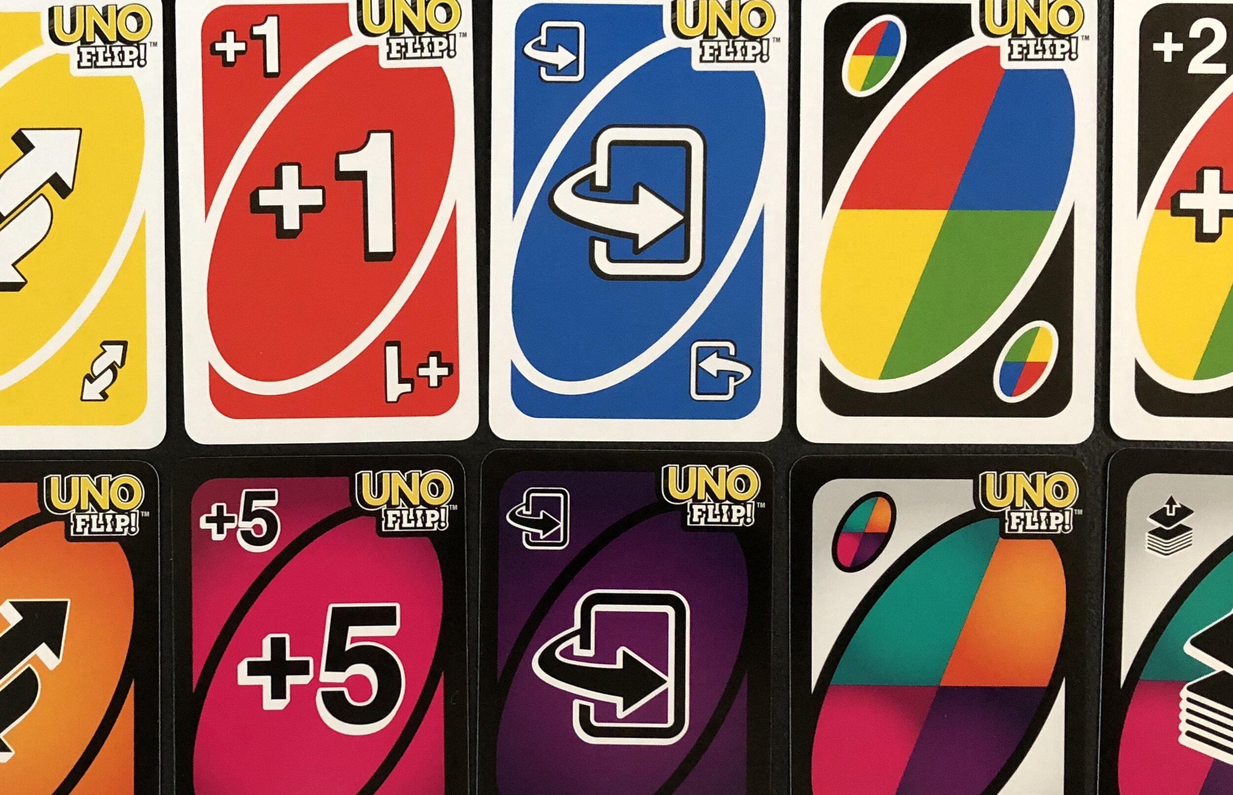 How To Play Uno Flip Gather Together Games