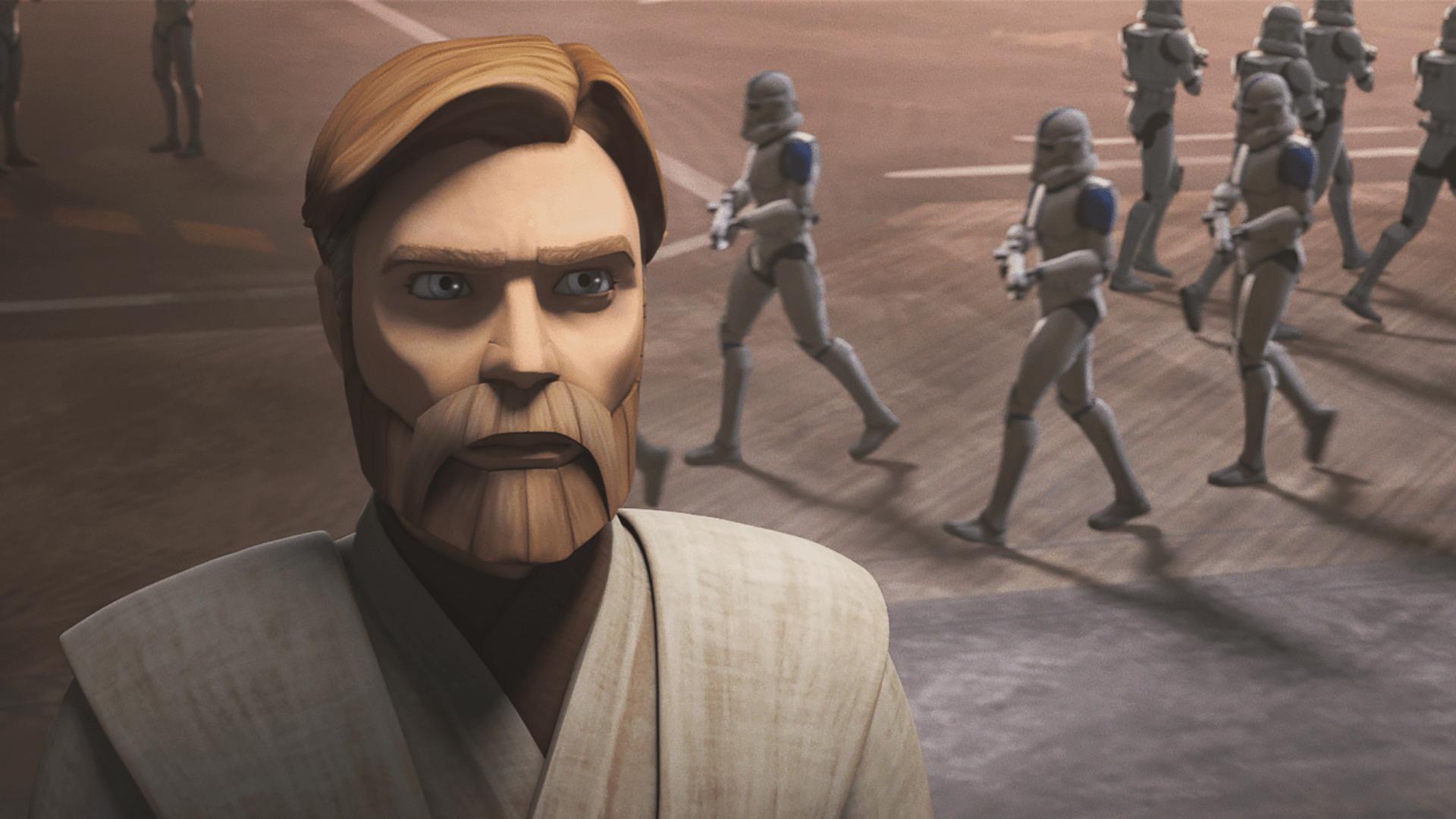 Risultato immagini per clone wars a distant echo