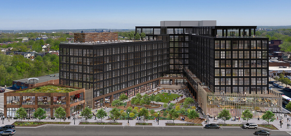 Cleveland Home to Nation's Largest Mass Timber Project-INTRO