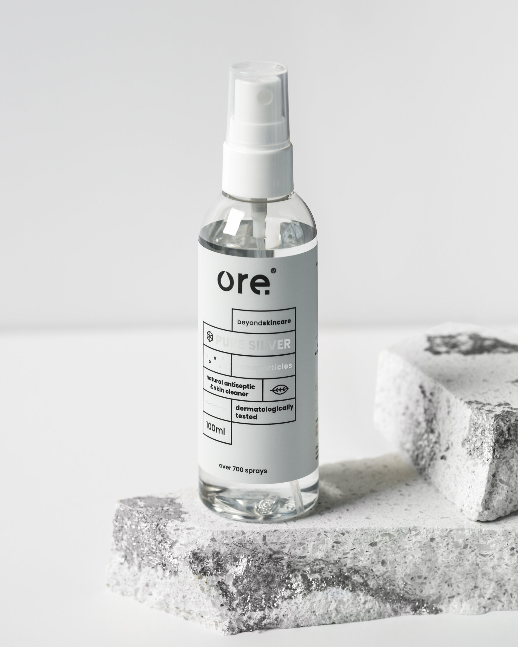 Advanced Pure Colloidal Silver — ore.care